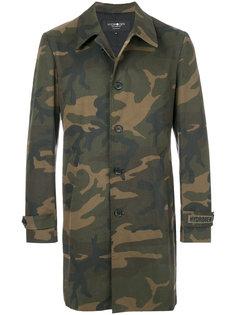 камуфляжное пальто Hydrogen