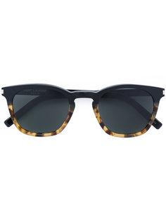 солнцезащитные очки Classic 28 Saint Laurent