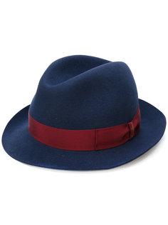шляпа-трилби Borsalino