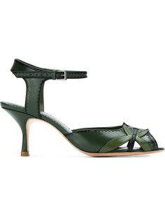 panelled sandals Sarah Chofakian