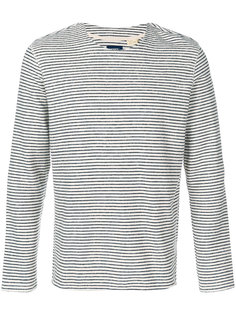 striped fitted top Levis: Made & Crafted