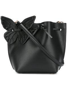 сумка-мешок с аппликацией в форме бабочки Sophia Webster