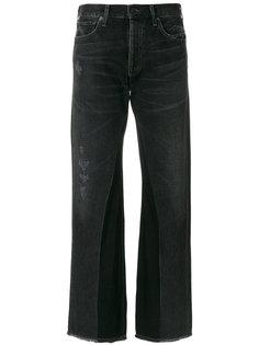 слегка расклешенные джинсы Citizens Of Humanity