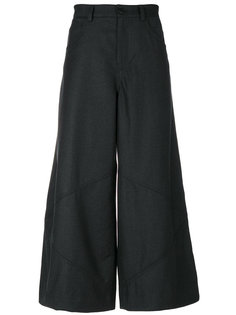 широкие брюки J.W.Anderson