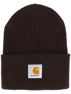 шапка с логотипом Carhartt