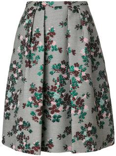 юбка с цветочным принтом  Essentiel Antwerp