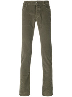 вельветовые брюки Jacob Cohen