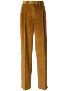 широкие брюки  Mulberry