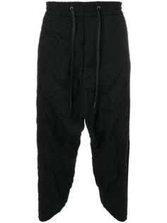 укороченные спортивные брюки D.Gnak