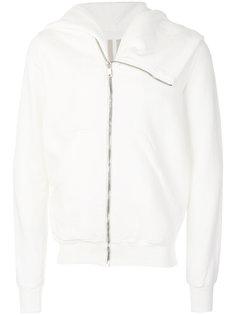 Mountain zipped hoodie Rick Owens DRKSHDW