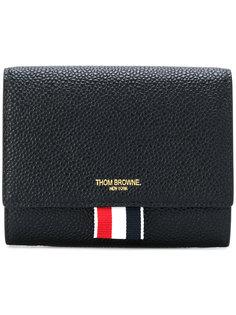 кошелек с логотипом Thom Browne