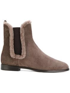 flat ankle boots Unützer