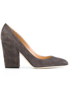 block heel pumps Sergio Rossi