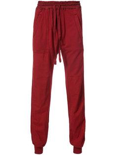 брюки в стиле casual  Haider Ackermann