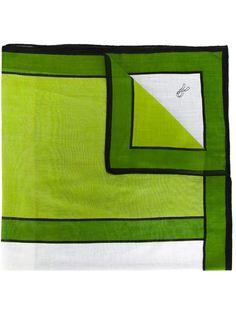 платок с геометрическим узором Roberta  Di Camerino Vintage