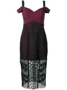 Sonnet lace dress Three Floor
