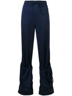 спортивные брюки с завязками  J.W.Anderson