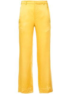 расклешенные брюки Tome