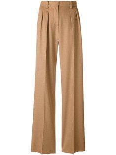 широкие строгие брюки Max Mara