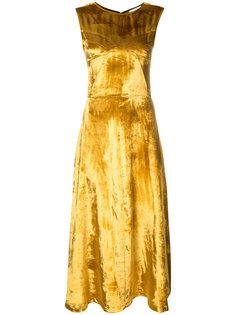 расклешенное платье шифт Tome