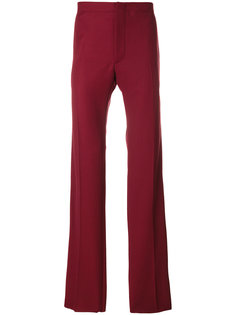 брюки прямого кроя Valentino