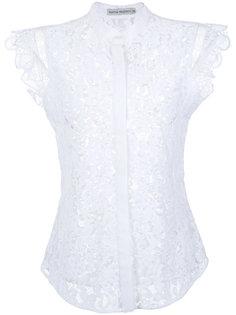 lace blouse Martha Medeiros