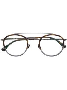 round glasses Mykita