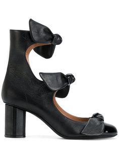 туфли-лодочки с бантом Marco De Vincenzo