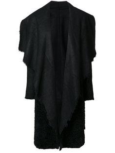 oversized coat Salvatore Santoro