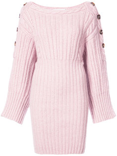 cable knit sweater dress Spencer Vladimir