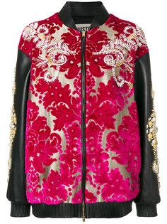 куртка с отделкой  Fausto Puglisi