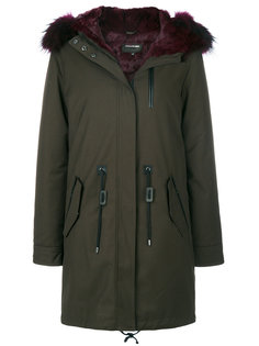 parka with fur lining Mackage
