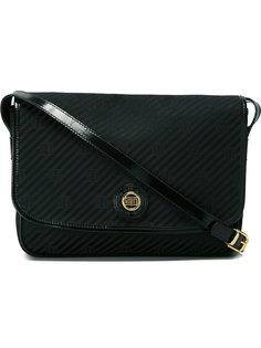 сумка на плечо с откидным клапаном Emilio Pucci Vintage