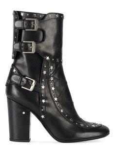 ботинки Merli с заклепками Laurence Dacade