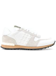 кроссовки с панельным дизайном Valentino Garavani