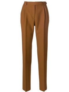 брюки с завышенной талией  Mulberry