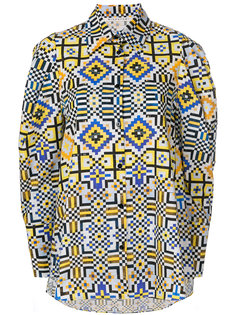 объемная рубашка Miahatami