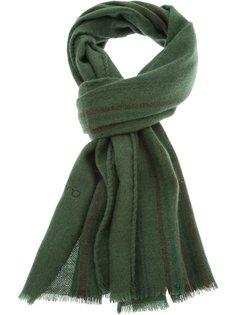 шарф в полоску Emanuel Ungaro Vintage