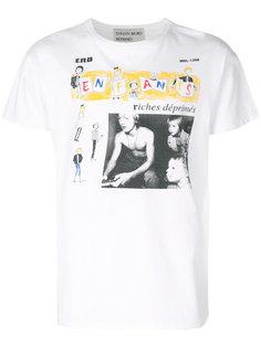 logo print T-shirt  Enfants Riches Deprimes
