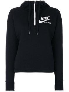 классическая толстовка с логотипом  Nike