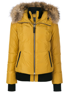 double zip puffer jacket Mackage