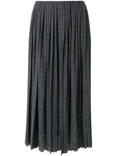 плиссированная юбка-миди Fabiana Filippi