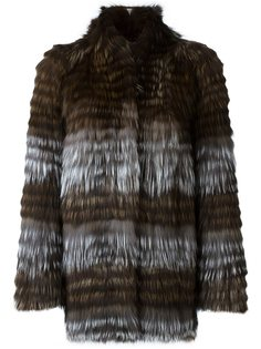 пальто средней длины Yves Salomon