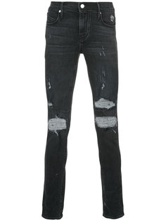 distressed skinny jeans Rta