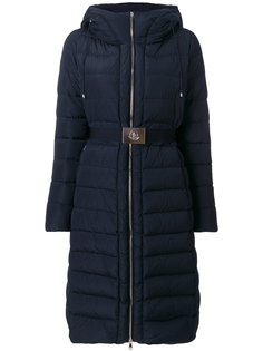 дутое пальто Iman Moncler