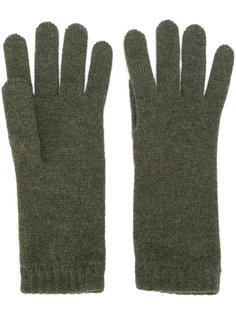 кашемировые перчатки Pringle Of Scotland