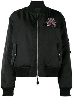 двухсторонняя куртка-бомбер с вышивкой  Givenchy