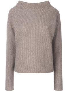 tubular neck sweater Fabiana Filippi
