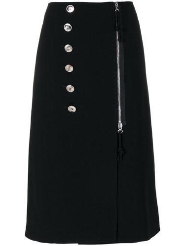 юбка на молнии с пуговицами Altuzarra