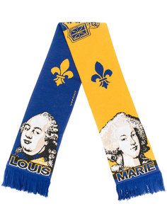 Louis & Marie scarf Y / Project